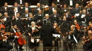 فرقة الأوركسترا السمفونية القومية العراقية تحارب الإرهاب بالموسيقى…