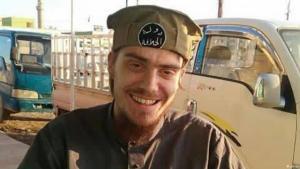 """كريستيان لابه المقاتل الألماني لصالح تنظيم الدولة الإسلامية """"داعش"""" والذي قُتِل عام 2017 في سوريا. Foto: privat"""