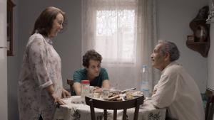 """مشهد من فيلم """"ولدي"""" للمخرج التونسي محمد بن عطية. (distributed by BAC Films)"""