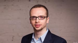 الكاتب اليهودي آرمين لانغَرFoto: K. Harbi