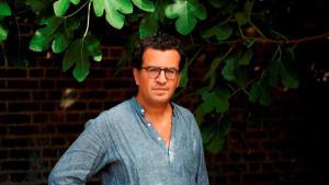 الكاتب الليبي هشام مطر. Foto: Luchterhand Literaturverlag