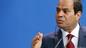 الرئيس المصري عبد الفتاح السيسي الصورة غيتي اميجيز