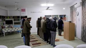 صورة من الأرشيف لأتباع الأحمدية.
