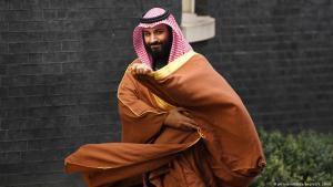 ولي عهد السعودية الأمير محمد بن سلمان. Foto: picture-alliance