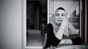 النسوية الإسلامية أسماء المرابط. Foto: asma-lamrabet.com