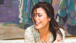المخرجة اللبنانية المصرية ريم صالح. Foto:  Martín Rodríguez Redondo/Goethe.de