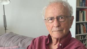 المؤرخ الإسرائيلي زئيف شتيرنهيل. Foto: Inge Günther