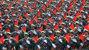 عرض عسكري للحرس الثوري الإيراني في طهران