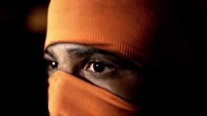 """مشهد من فيلم: لوبيا حمراء """"Bloody Beans""""، للمخرجة الجزائرية ناريمان ماري بن عامر. Quelle: youtube"""