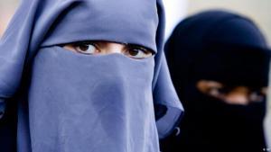 حظر النقاب في أوروبا: صورة رمزية