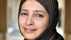 الكاتبة والناشطة اليمنية بشرى المقطري  (photo: private)