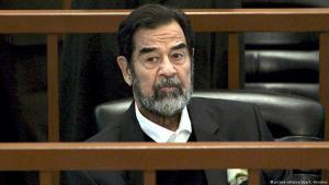 قبل 12 عاما ، أعدم الرئيس العراقي الأسبق الديكتاتور صدام حسين ودفن في مسقط رأسه في العوجة قرب مدينة تكريت