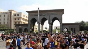 Al-Azhar University campus in Cairo (photo: picture-alliance/dpa/AA./A. Ramadan)
