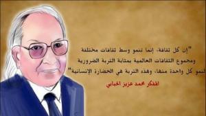 اشتغل المفكّر المغربي محمد عزيز الحبابي (1922 – 1993) ضمن ميادين عديدة كالفلسفة والأدب والسياسة، غير أن إسهامه الفكري كان بالأساس من مدرسة الشخصانية الذي يُعدّ أهم من أدخل مفاهيمها إلى اللسان العربي.