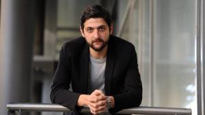 الباحث الاجتماعي علاء الدين المفعلاني. Foto: www.mafaalani.de