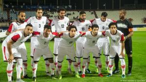 المنتخب اليمني متأهلاً لنهائيات كأس آسيا 2019 لكرة القدم بالإمارات.