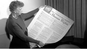 القصّة غير المعروفة لإعلان حقوق الإنسان> الصورة من الفيلم