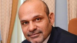 السفير الإماراتي في ألمانيا علي عبد الله الأحمد.  (photo: UAE Embassy)
