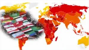 """الدول العربية شبه الفاسدة والفاسدة والفاسدة جداً؟ مدى """"الفساد"""" في الدول العربية بحسب تقرير منظمة الشفافية الدولية."""