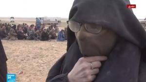 """حصري من سوريا: """"السجن أو الموت""""... لقاء مع جهادية فرنسية هاربة من """"الخلافة"""""""