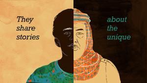 """مقطع من فيديو عن كتاب رنا صويص """"أصوات الأردن"""". Quelle: ranasweis.com"""