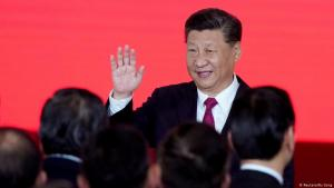 الرئيس الصيني شي جين بينغ - هو الجاني الرئيسي، حيث أمر في عام 2014 بتغيير السياسة التي مهدت الطريق لقمع المسلمين.  (photo: Reuters/Aly Song)
