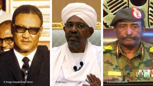 ما هي الأهداف الحقيقية للعسكر في السودان من الدعوة إلى التنصيص على الشريعة في هذا الظرف من تاريخ البلاد؟ هل هناك رغبة في الاستفادة من إرث النميري والبشير في استغلالهما للدين؟ وهل يتعلّم الشعب السوداني من دروس الماضي؟
