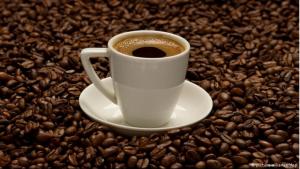 قهوة - صورة رمزية.