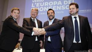 تحالف شعبوي ألمانيا وإيطاليا وفنلندا والدنمارك