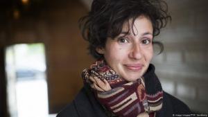الكاتبة الفرنسية الجزائرية أليس زنيتر. Foto: Imago Images