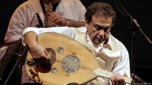 الموسيقي اللبناني ربيع أبو خليل. Foto: dpa/picture-alliance