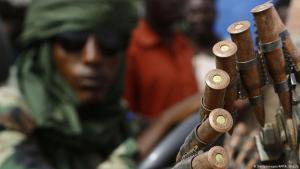 قوات الدعم السريع في دارفور - السودان - 03 / 05 / 2015.  Foto: AFP/Getty Images