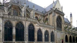 كنيسة سانت ماري في باريس - عاصمة فرنسا. (photo: Mbzt; Wikimedia.org, Creative Commons 3.0 Unported Licence)