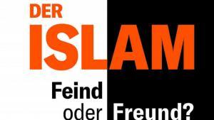"""الغلاف الألماني لكتاب """"الإسلام - عدو أم صديق؟"""" عن جدل الإسلام في الغرب.  Quelle: Kreuz Verlag 2019"""