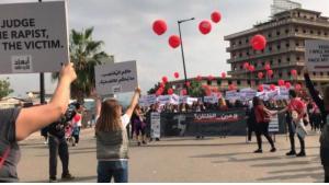 وقفة مؤسسة أبعاد في ماراثون بيروت الدولي | ©أبعاد; Foto: © ABAAD