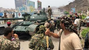 قوات المجلس الانتقالي الانفصالي في جنوب اليمن