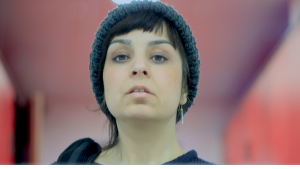 المخرجة الإيرانية الأصل شُوكُوفِه كامِيز - تعيش في برلين - ألمانيا. Foto: privat