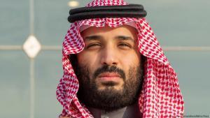 الأمير السعودي ولي العهد محمد بن سلمان.  Foto: picture-alliance