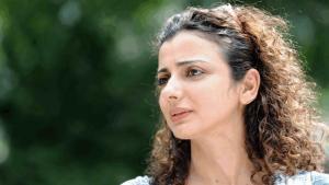 الصحفية والكاتبة الفلسطينية ابتسام عازم.  (photo: private)