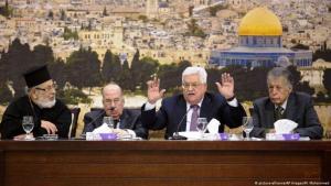 الرئيس الفلسطيني محمود عباس. الصورة  (picture-alliance/AP Images/M. Mohammed)