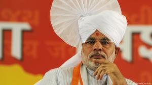 رئيس الوزراء الهندي ناريندرا مودي. source: Getty Images/AFP/S. Panthaky)