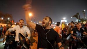 احتجاجات ضد الحكومة المصرية عند ميدان التحرير - القاهرة - مصر 21 / 09 / 2019.  Foto: Reuters