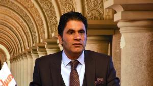 سعد سلوم الخبير في شؤون التنوع الديني والمنسق العام لمؤسسة مسارات - العراق. (photo: private)