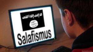 صورة رمزية - السلفية - الإسلاموية.  Foto: picture-alliance/dpa