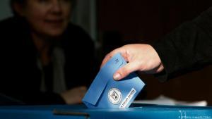 صورة رمزية - انتخابات الكنيست الإسرائيلي.   Foto: AFP/Getty Images