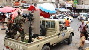 """أشار محققو الأمم المتحدة حول اليمن في تقرير إلى ارتكاب """"جرائم حرب"""" محتملة مع انتهاكات فظيعة لحقوق الإنسان بما فيها أعمال قتل وتعذيب وعنف جنسي في هذا البلد. فيما يفلت جميع أطراف النزاع المتهمون بتلك الانتهاكات من العقاب."""