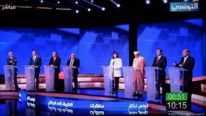 مناظرات تلفزيونية تونسية لمرشحي الرئاسة التونسية - فعالية ديمقراطية انتخابية نادرة في العالم العربي
