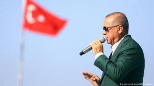 الرئيس التركي رجب طيب إردوغان. (photo: picture-alliance/AA/A. Coskun)