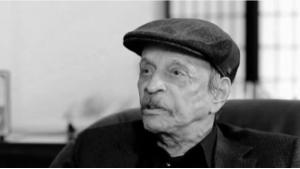 الكاتب الكويتي الراحل إسماعيل فهد إسماعيل 1940 - 2018.  (source: screenshot; Facebook)