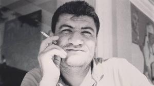 الناشط والصحفي السوري رائد الفارس  (photo: Radio Fresh)